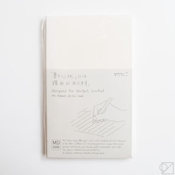 MD Notebook B6 Slim Lined