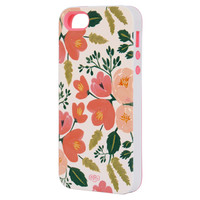 Rifle Paper Co. - Botanical Rose iPhone 5 + 5s Case - INLAY