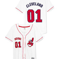 Cleveland Indians Game Day Jersey - PINK - Victoria's Secret