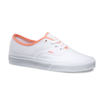 Pop binding Authentic | Shop Womens Shoes at Vans