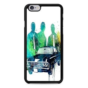 Supernatural Watercolor iPhone 6/6s Case