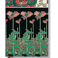 Paperblanks Papaver 5 x 7 Midilovenotebooks.com | Journals, planners and fine writing instruments including the complete Paperblanks collection, LoveNotebooks.com the notebook experts