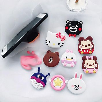 Cartoon Manga Characters Cell Phone PopSocket
