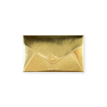 Gold Card Case