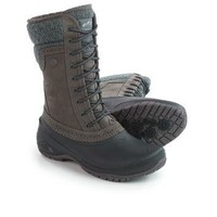 The North Face Shellista 2 Mid Pac Boots - Waterproof, Insulated, Nubuck (For Women)
