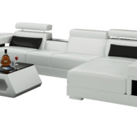 Small Ello Sectional by Scene Furniture - Opulentitems.com