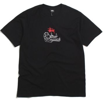 Loungin' T-Shirt Black