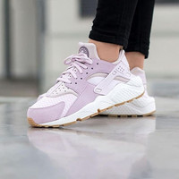 Powder Pink Nike Air Huaraches