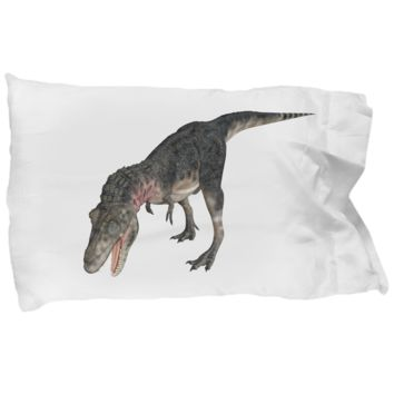 Tarbosaurus Pillow Case - Dinosaur