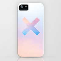 The xx iPhone & iPod Case by Sara Eshak