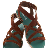 We Meet Again Sandal | Mod Retro Vintage Sandals | ModCloth.com