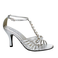 Formal Shoes - Touch Ups Tabitha-191 Silver Heel