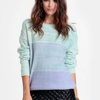 Fading Dream Marled Sweater