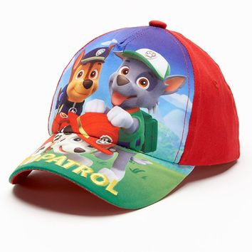 Paw Patrol Baseball Cap - Toddler Boy