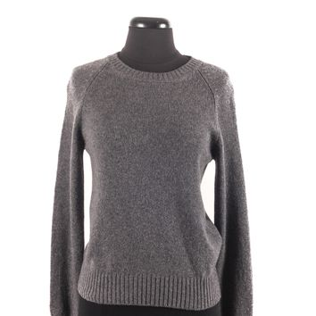 APC Cashmere Sweater in Charcoal