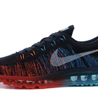 Nike Flyknit Air Max men Running Shoes