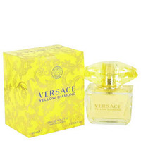 Versace Yellow Diamond by Versace Eau De Toilette Spray 1.7 oz (Women)