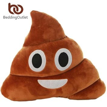 Poop Emoji Pillow Special