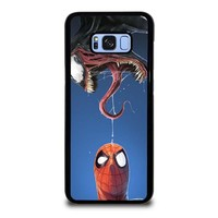 VENOM VS SPIDERMAN VILLAIN Samsung Galaxy S8 Plus Case Cover