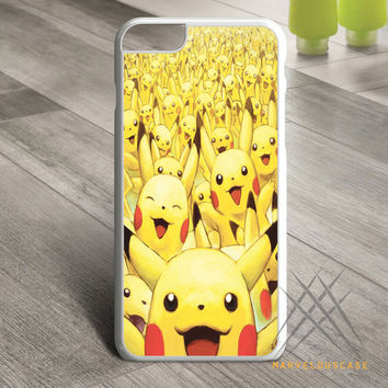 So Many Pikachus Custom case for iPhone, iPod and iPad