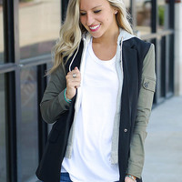 Falling For You Jacket
