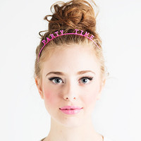girl talk headband | ShopBando.com