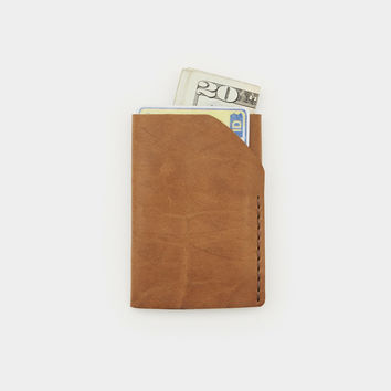 Bison No. 2 Wallet - Whiskey