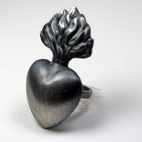 the poet's heart ring.