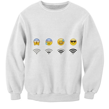 No good wifi swaetshirt
