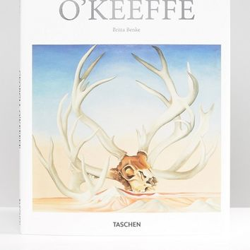 O'Keeffe Basic Art Book at asos.com