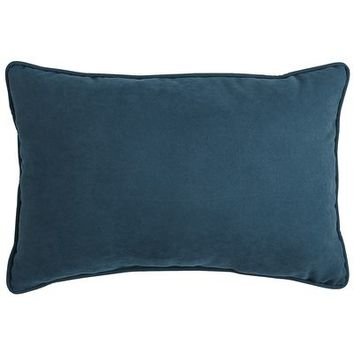Calliope Lumbar Pillow - Teal