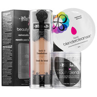 Kat Von D KVD + beautyblender® Customizable Complexion  Set
