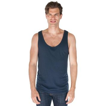 Yoga Clothing for You Men's Bamboo Organic Tank
