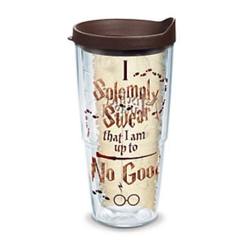 Harry Potter Marauder's Map Tumbler by Tervis   null