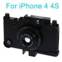Camera iPhone Case with Filter & Lens