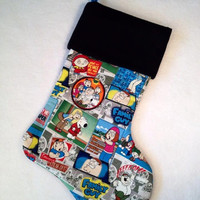 Christmas clearance Family Guy diehard fan Christmas stocking