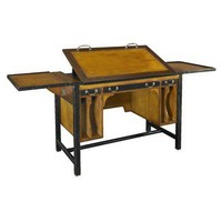 Authentic Models Bureau Architect Desk