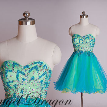 Beading party dresses,short party dresses,prom dresses 2015,prom dresses,short evening dress,evening dress,prom dresses,short party dress