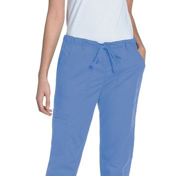 WOMENS PRE-WASHED CARGO PANT