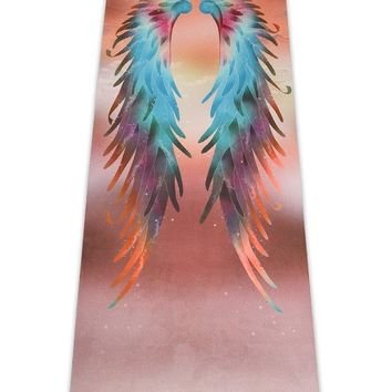Goddess Wings Mat Ethereal