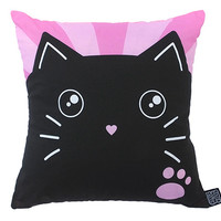 Cute Cat Cushion - Cat Gifts | Cakes with Faces