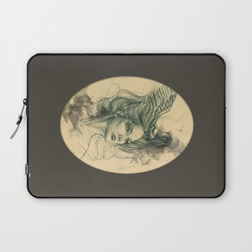 Past lives | Future flights Laptop Sleeve by EDrawings38