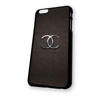 Chanel iPhone 6 Plus case from billionink.com