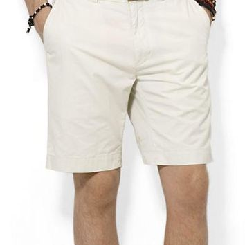 Polo Ralph Lauren Classic-Fit Lightweight Chino Shorts