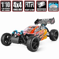 HSP Racing 1:10 4wd Off Road Buggy 94107  4x4 High Speed Remote Control Car