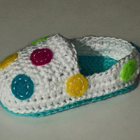 Confetti Slip Ons PATTERN Boys or Girls Loafers
