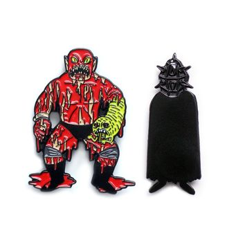 Johnny Ryan's Prison Pit 2-Pack SDCC 2018 Exclusive