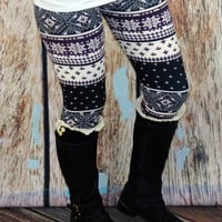 Snowbound: Leggings