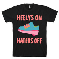 SKATERS NO HATERS TEE