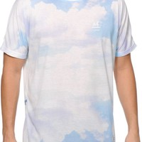 Akomplice Blue Shades Of Clouds T-Shirt
